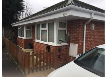 Thumbnail 2 bedroom detached bungalow for sale in Sea View Road, Poole