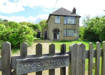 Thumbnail 3 bedroom detached house for sale in Wootton, Beds