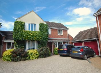 Thumbnail 4 bed detached house for sale in Bevington Mews, Witham