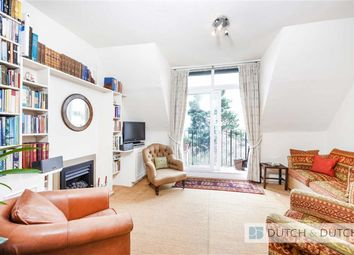 Thumbnail 1 bed flat for sale in Holmdale Rd, West Hampstead, London