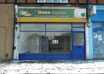 Thumbnail Restaurant/cafe to let in Tolworth Rise South, Tolworth