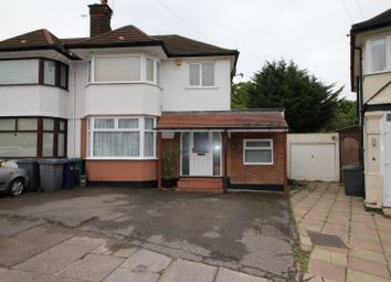 Thumbnail 3 bed semi-detached house for sale in Highview Gardens, Edgware
