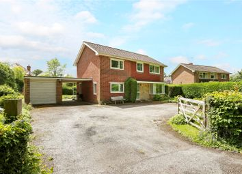 Thumbnail 4 bed detached house for sale in Arundel Close, Passfield, Liphook, Hampshire