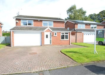 Thumbnail 4 bed detached house for sale in Waring Way, Dunchurch, Rugby