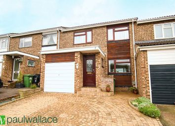 Thumbnail 3 bed terraced house for sale in Tanfield Close, Cheshunt, Waltham Cross