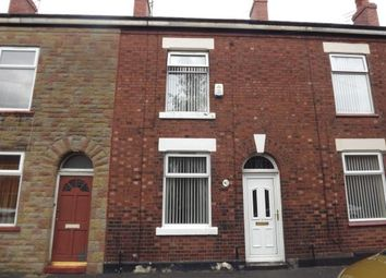 Thumbnail 2 bed terraced house for sale in Furnival Street, Reddish, Stockport, Greater Manchester