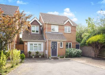 Thumbnail 4 bed detached house for sale in Callon Close, Worthing