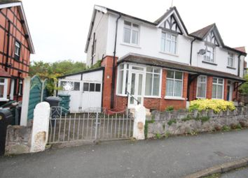Thumbnail 3 bed property for sale in Dingle Hill, Colwyn Bay