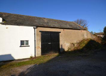 Thumbnail End terrace house for sale in Barn, Garage & Driveway, Bleach Green Farm, Victoria Road, Whitehaven Cumbria