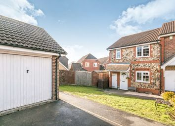 Thumbnail 3 bed property to rent in The Briars, Ash, Aldershot