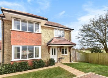 Thumbnail 4 bed detached house for sale in Charlesby Drive, Watchfield, Swindon