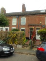 Thumbnail 3 bedroom terraced house to rent in Bakers Road, Norwich