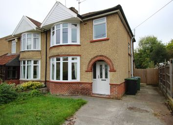 Thumbnail 3 bed semi-detached house for sale in Spanbourn Avenue, Chippenham