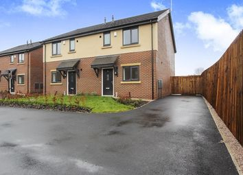 Thumbnail 3 bedroom semi-detached house for sale in Memorial Road, Pilling, Preston