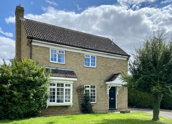 Thumbnail 4 bed detached house for sale in Sears Close, Godmanchester