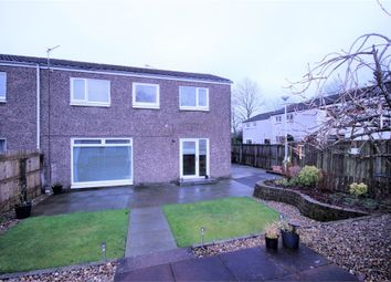 Thumbnail 3 bed end terrace house for sale in Delgatie Avenue, Glenrothes, Fife