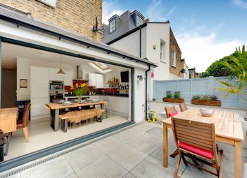 Thumbnail 2 bed flat for sale in Cathles Road, London