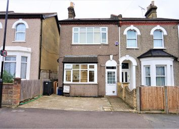 Thumbnail 3 bed semi-detached house for sale in Seneca Road, Thornton Heath