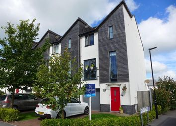 Thumbnail 4 bedroom town house for sale in Nightingale Way, Catterall, Preston