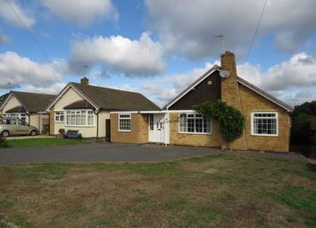 Thumbnail 3 bedroom detached bungalow for sale in Loxley Road, Glenfield, Leicester