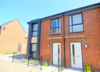 Thumbnail 3 bed semi-detached house to rent in Padley Close, Bulwell, Nottingham