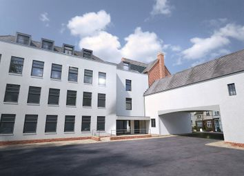 Thumbnail 2 bed penthouse for sale in Lombard Gardens, Lombard Street, Lichfield