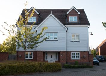 Thumbnail 5 bed detached house for sale in Quindell Place, Kings Hill, West Malling