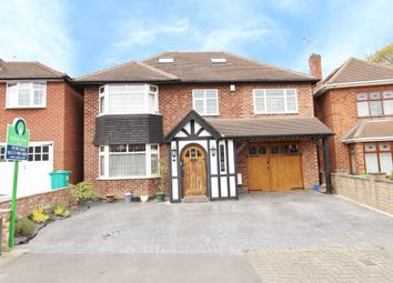 Thumbnail 5 bed detached house for sale in Charlecote Drive, Wollaton, Nottingham
