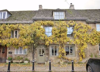 Thumbnail 3 bed cottage for sale in Lower High Street, Burford, Oxfordshire