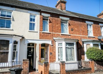 Thumbnail 3 bed terraced house for sale in Bower Street, Bedford
