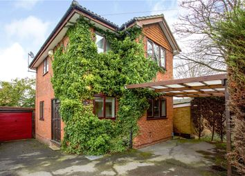Thumbnail 3 bed detached house for sale in Robin Hood Road, Knaphill, Woking