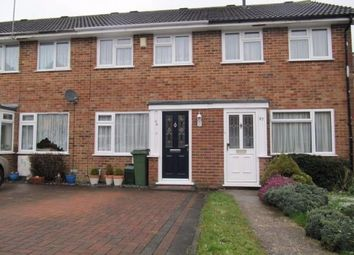 Thumbnail 2 bed terraced house to rent in Porter Road, Basingstoke