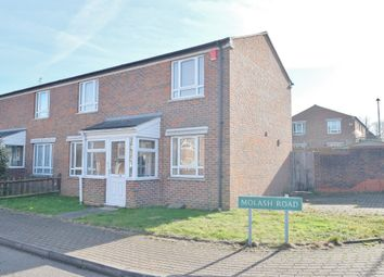 Thumbnail 3 bed semi-detached house for sale in Molash Road, Orpington