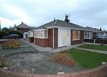 Thumbnail 2 bed bungalow to rent in Briarfield Road, Poulton Le Fylde