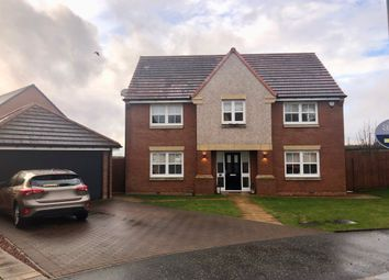 4 bed detached house for sale in Cairncross Place, Coatbridge ML5