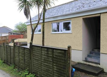 Thumbnail 2 bed bungalow to rent in Church Road, Mabe Burnthouse, Penryn