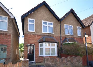 Thumbnail 2 bed semi-detached house for sale in Clare Road, Maidenhead, Berkshire