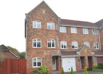 Thumbnail 4 bedroom end terrace house for sale in Mill Road, Basingstoke, Hampshire