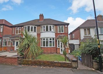 Thumbnail 3 bed semi-detached house for sale in Lickey Road, Rednal, Birmingham