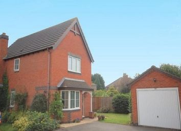 Thumbnail 3 bed property to rent in Poppy Gardens, Alrewas
