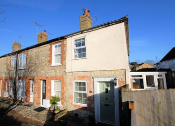 Thumbnail 2 bedroom terraced house for sale in St Leonards Road, Hythe