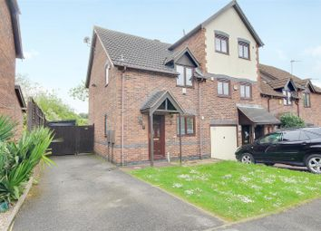 Thumbnail 3 bed semi-detached house for sale in Shandwick Close, Arnold, Nottingham