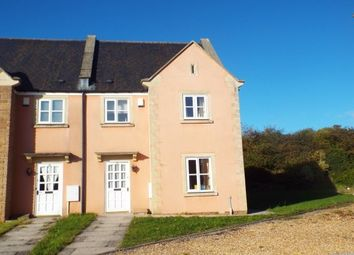 Thumbnail 2 bed end terrace house to rent in The Orchards, Wells
