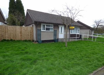 Thumbnail 2 bed detached bungalow for sale in Meadow Lane, Cross Heath, Newcastle-Under-Lyme