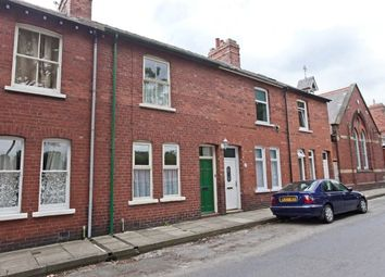 Thumbnail 2 bed terraced house to rent in South Bank Avenue, York