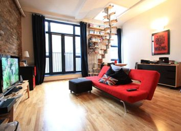 Thumbnail 1 bed flat to rent in Britannia Lofts, 16-26 Banner Street, Finsbury, London