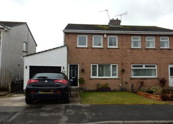 Thumbnail 3 bed semi-detached house for sale in Brierydale Lane, Stainburn, Workington