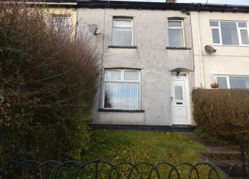 Thumbnail 2 bed terraced house to rent in Clydach Street, Brynmawr, Ebbw Vale