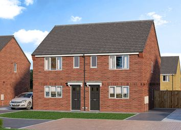 "3 bed property for sale in ""The Hexham"" at Wykebeck Mount, Leeds LS9"