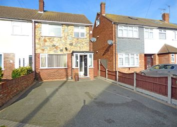 Thumbnail 3 bed end terrace house for sale in Burrs Way, Corringham, Stanford-Le-Hope, Essex